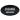 Namnskylt i svartlackerad aluminium med lasergravyr