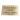 Gravskylt i 2 mm borstad mässing