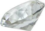 Graverad glasdiamant